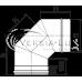Колено 90º из нержавеющей стали: толщина стенки - 0,8 мм; Ø от 100 до 300 мм
