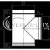 Тройник 87º из нержавеющей стали: толщина стенки - 0,8 мм; Ø от 100 до 300 мм